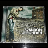 Cd Brandon Heath   Don t Get Comfortable [ Lacrado ]